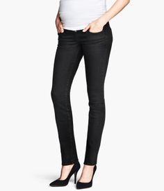 Ripped Black Skinny Jeans for pregnant women!? ASOS has outdone ...