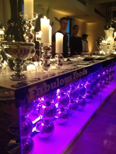 Fabulous Foods Superbowl 2014 Fam Event