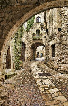 Spain... my España.