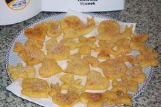 galletas con harina de garbanzos