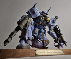 """GUNDAM GUY: The 16th All Japan """"ORA-ZAKU"""" Championship 2014 Contest - Submission Phase Begins (Japan Only)"""