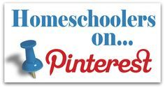 Homeschoolers on Pinterest; Link up if you are a homeschool mom!