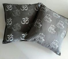 Aum pillow