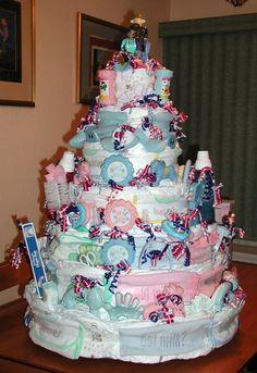 unique-diaper-cakes2.jpg (350×510)