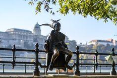 Híres szobrok Budapesten