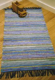Swedish weaving Rag Rugs