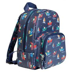 Our bestselling JoJo Toddler Rucksack is available in a selection of fun prints that kids will love to wear. Newborn Sleeping Bag, Baby Wipe Warmer, Little Backpacks, Toddler Backpack, Pvc Coat, Selling On Pinterest, Cotton Bag, Maternity Wear, Vera Bradley Backpack