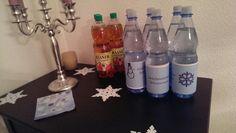 Frozen princess birthday party - geschmolzener Schneemann