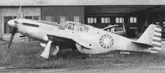 Chinese P-51C Mustang fighter, date unknown