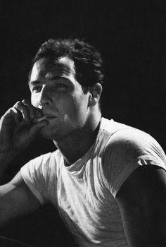 Marlon Brando photographed by John Engstead, 1951