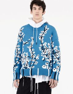 Cedric Charlier Mens Collection | S/S '18