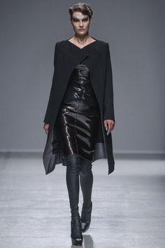 Paris Fashion Week September 2013: Gareth Pugh