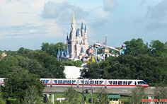 Magic Kingdom Park, commonly known as Magic Kingdom, is the first-built of the four theme parks at the Walt Disney World Resort in Bay Lake, Florida. Description from pixgood.com. I searched for this on bing.com/images