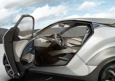 [Geneva 2015] Lexus LF-SA Concept - Full CGI on Behance