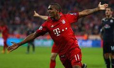Douglas Costa peps Bayern Munich before Arsenal's Champions League clash - http://footballersfanpage.co.uk/douglas-costa-peps-bayern-munich-before-arsenals-champions-league-clash/