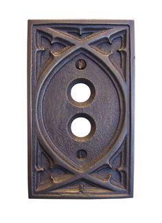 Tudor Switchplate