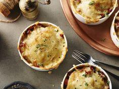 Veggie Recipes, Chicken Recipes, Cooking Recipes, Soup Recipes, Cambells Recipes, Confort Food, Savory Tart, Sliced Potatoes, Recipes