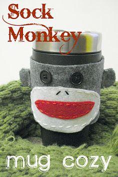 Sock Monkey <3
