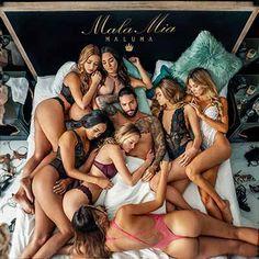 MALUMA - MALA MIA [FLAC/MP3 320KBPS] Pretty Blue Eyes, Pretty Boys, Maluma Pretty Boy, Karaoke Songs, Photoshop, Becky G, Album, New Music, Gq