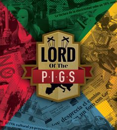 The Lord of the Pigs https://boardgamegeek.com/boardgame/169393/lord-pigs