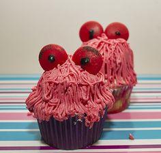 13. Yip Yip Martian Cupcakes