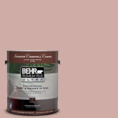 BEHR Premium Plus Ultra 1-gal. #190E-3 Velveteen Crush Eggshell Enamel Interior Paint-275401 at The Home Depot