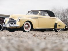 1941 Buick Roadmaster Convertible Coupe authorbryanblake.blogspot.com.