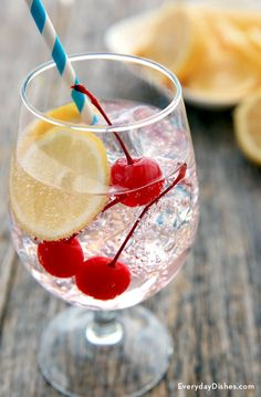 Spruce up happy hour with a few basic ingredients you probably already have in the kitchen. This Tom Collins cocktail has been popular since the mid-nineteenth century and is a favorite among gin lovers.