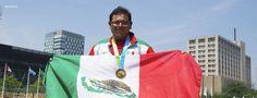 Luis Álvarez se consagra en tiro con Arco
