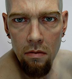 Hyper-Realist Sculptures by Avatar Sculpture Works from Canada