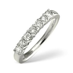 Saul Anthony 0.43 Carat Seven Stone Diamond Ring In Platinum Superior diamond jewellery made with hand picked high quality diamonds and beautifully presented. http://www.comparestoreprices.co.uk/other-products/saul-anthony-0-43-carat-seven-stone-diamond-ring-in-platinum.asp
