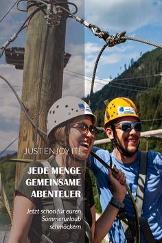 Jetzt schon mal für euren Sommerurlaub in Flachau schmöckern Summer Vacations, Adventure