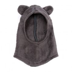 cagoule-imitation-fourrure-gris :)