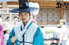 Splendid Politics (Hangul: 화정; hanja: 華政; RR: Hwajeong) is a 2015 South Korean television series starring Cha Seung-won, Lee Yeon-hee, Kim Jae-won. It aired on MBC. Prince Gwanghae, son of a concubine, usurps the Joseon throne from his father King Seonjo's direct bloodline. Gwanghae executes the favored legitimate son, and exiles his half-sister Princess Jeongmyeong. Banished from the palace, Jeongmyeong lives as a commoner disguised as a man while plotting her revenge.