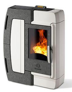 AMBRA super spiffy eco friendly pellet stove