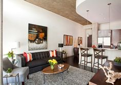 apartamentos tipo loft modernos