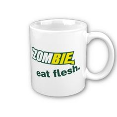 I don't know what this has to so with a coffee mug but I thought it was hilarious!