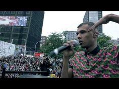 ▶ Stromae live à Montréal - Alors on danse - YouTube