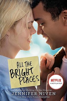 All the Bright Places Buch von Jennifer Niven versandkostenfrei bestellen Series Movies, Hd Movies, Movies To Watch, 2020 Movies, Holding Up The Universe, Jennifer Niven, All The Bright Places, Eleanor And Park, Love Simon