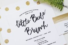 Black and White Polka Dot Baby Shower Invitations Goodheart Design8 Evas Sweet Polka Dot Baby Shower Invitations