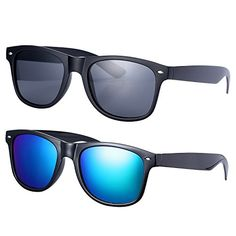 e0c2b9a5a4 Pro Acme Classic 80s Retro Polarized Wayfarer Sunglasses     You can get  additional details at the image link.Note It is affiliate link to Amazon.
