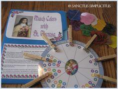 Catholic Preschool Downloads