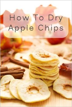 Dry apple chips in the oven (scheduled via http://www.tailwindapp.com?utm_source=pinterest&utm_medium=twpin&utm_content=post296383&utm_campaign=scheduler_attribution)