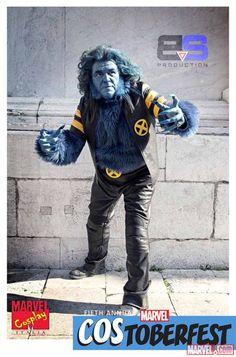 Costoberfest 2015: Alberto as Beast
