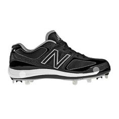 SALE - New Balance 3030 Baseball Cleats Mens Black Synthetic - Was $74.99 - SAVE $25.00. BUY Now - ONLY $49.98