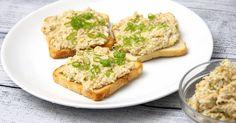 Tojásos tonhalkrém recept!