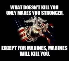 Oorah #Marines. #SemperFi #USMC military humor