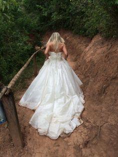 El protagonista es el vestido