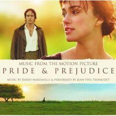 pride and prejudice soundtrack - jean-yves thibaudet