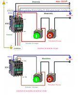 Forward and Reverse Motor Starter Wiring Diagram Elec